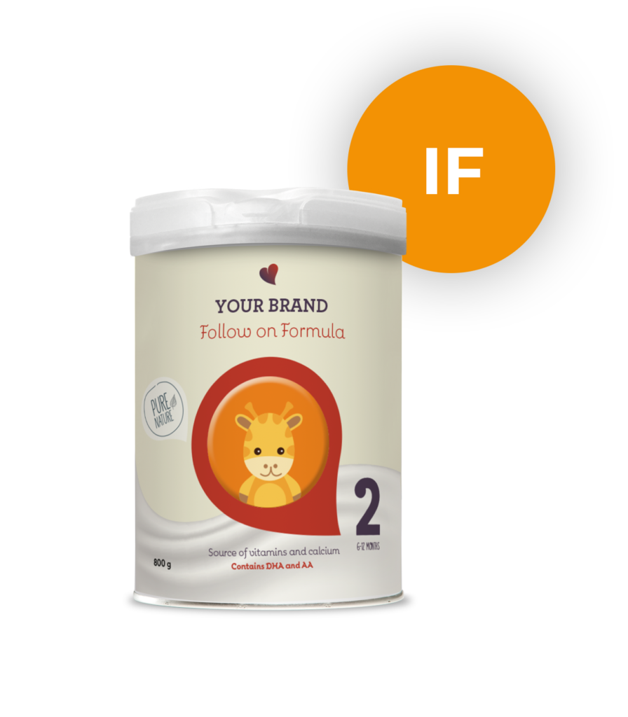 INFANT FORMULA - Dutch Nutrition